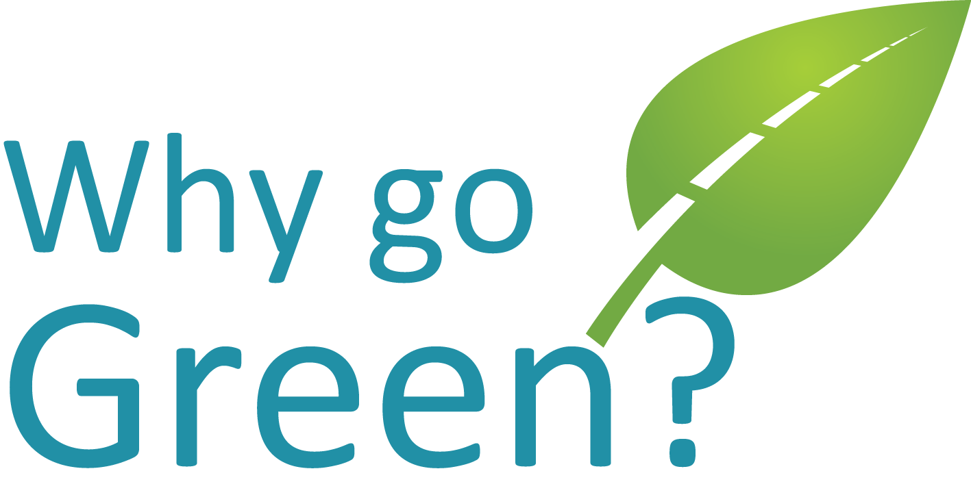 why go green Why go green green energy offers countless economic and environmental  benefits, including creating more jobs and lowering health care costs.