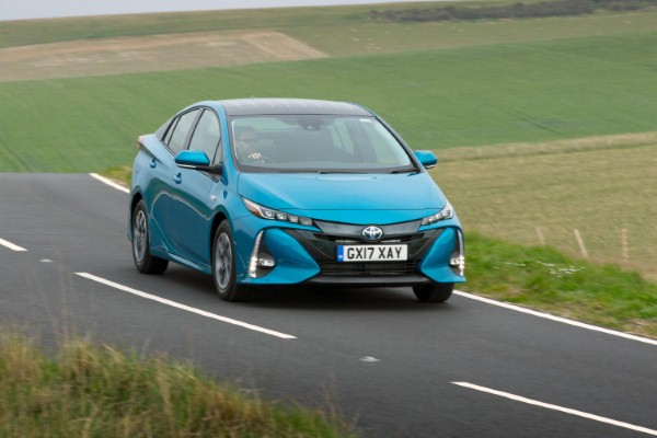 Toyota's Prius Plug-In no longer benefits from the grant