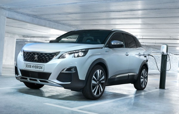 Two new plug-in hybrid engines coming to Peugeot 3008 and 508 in 2019