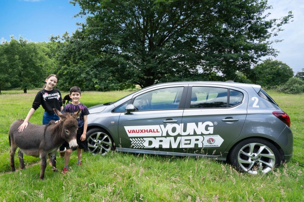 Young Green Drivers